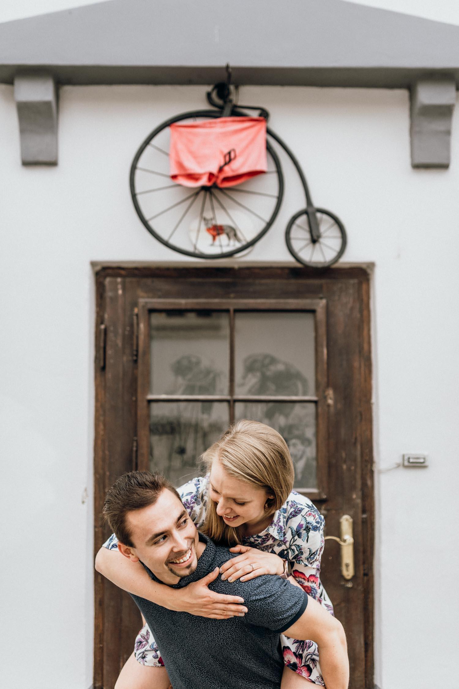 Prewedding Tereza & Dan