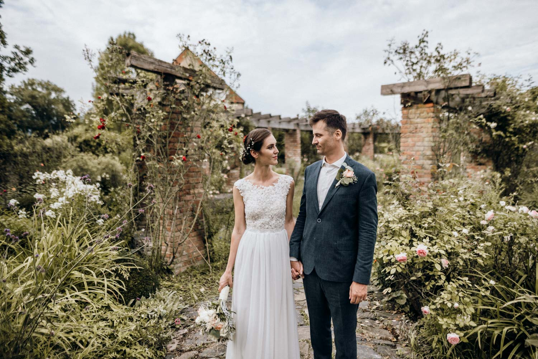 Wedding in Chateau Třebešice